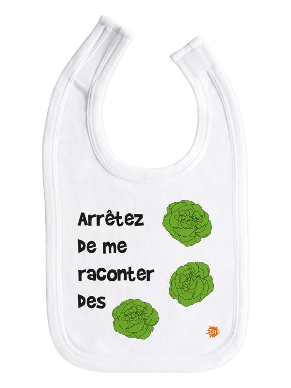 Bavoir Des salades