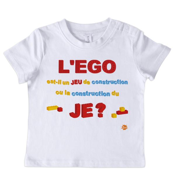 T-shirt manches courtes Lego